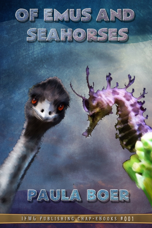 Of Emus and Seahorses cover