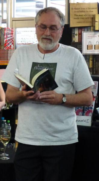 Michael B Fletcher reading