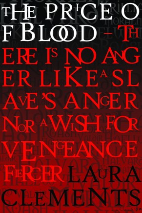 The Price of Blood - Book Cover