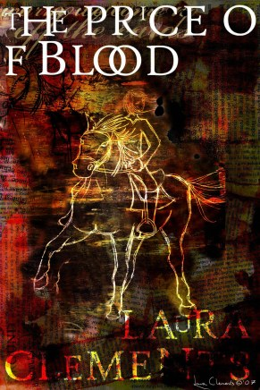 The Price of Blood - Promotional Postcard