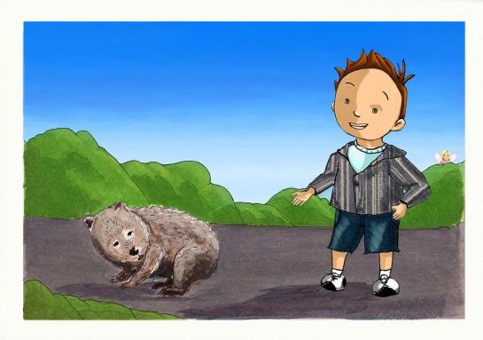 3 Wombat