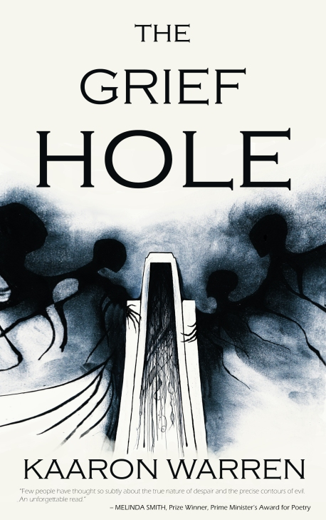 Kaaron Warren's Grief Hole launch
