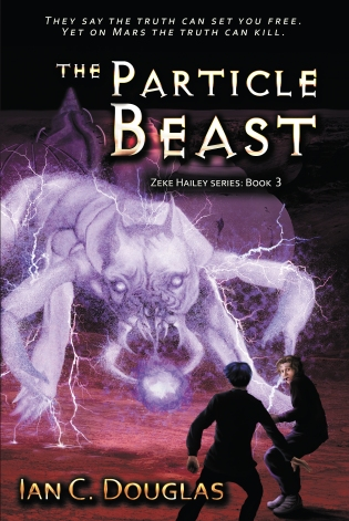 Particle Beast Front Cover