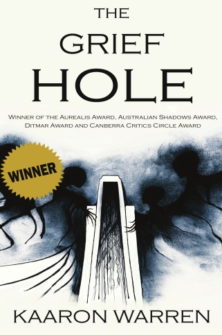 The Grief Hole Front Cover Awards 20171201