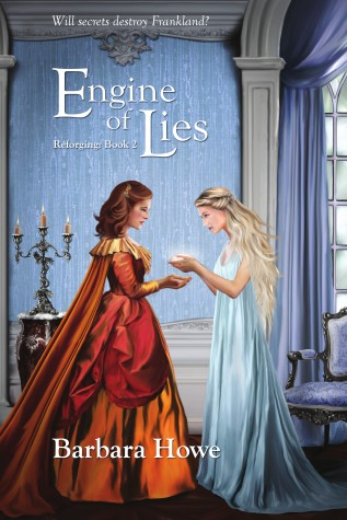 Engine of Lies front cover