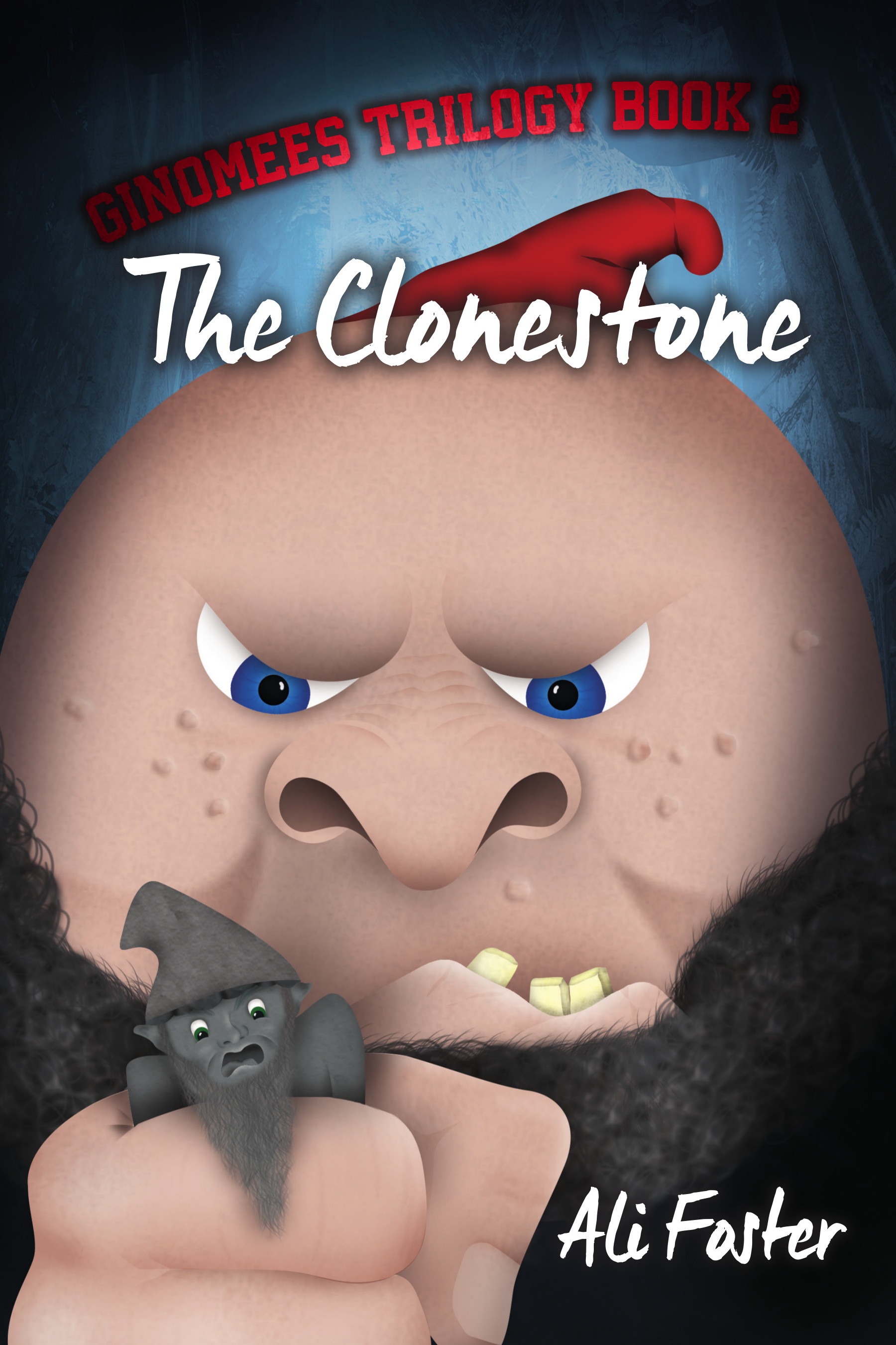 The Clonestone Front Cover