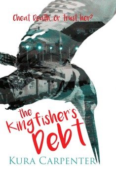 kingfisher's Debt - front cover
