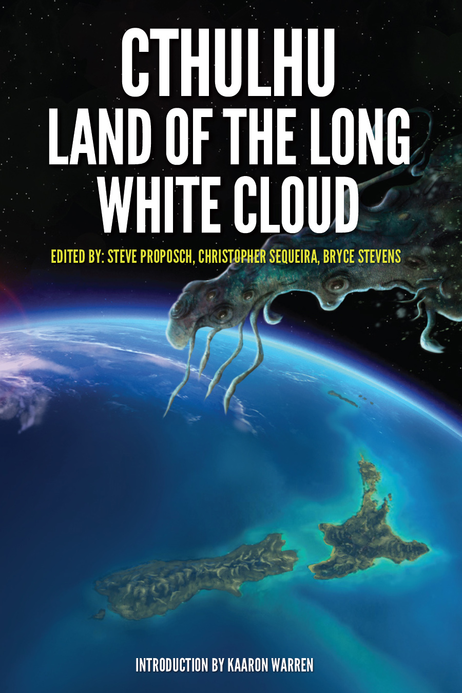 Cthulhu Land of the Long White Cloud FRONT PAGE