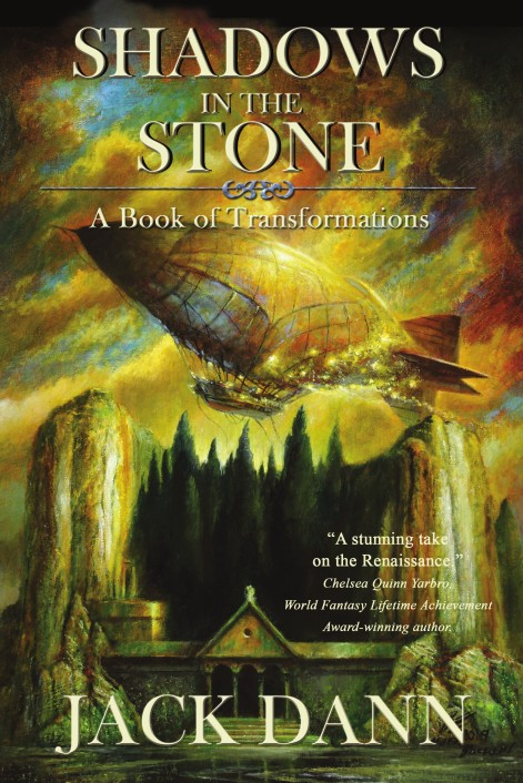 SHADOWS IN THE STONE - FRONT COVER