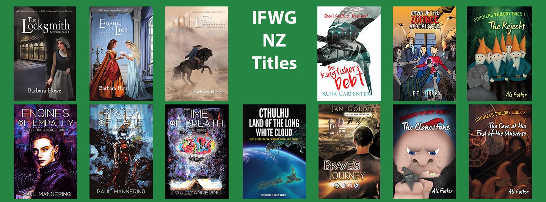 New Zealand Titles