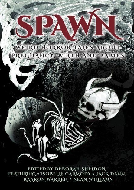 SPAWN Book Cover
